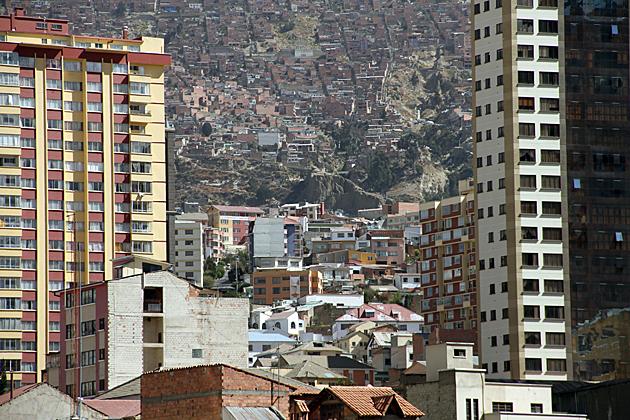 Contrast Bolivia