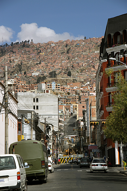 El Alto La Paz