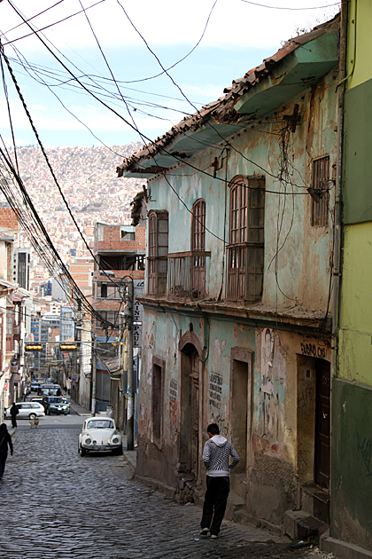 La Paz Bolivia Blog