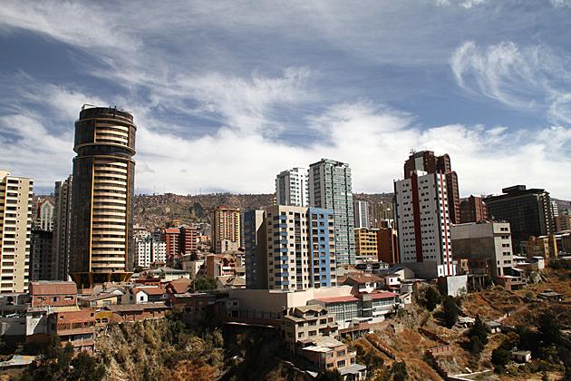La Paz Phtographer