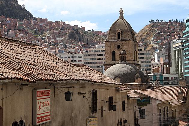 Travel Guide La Paz
