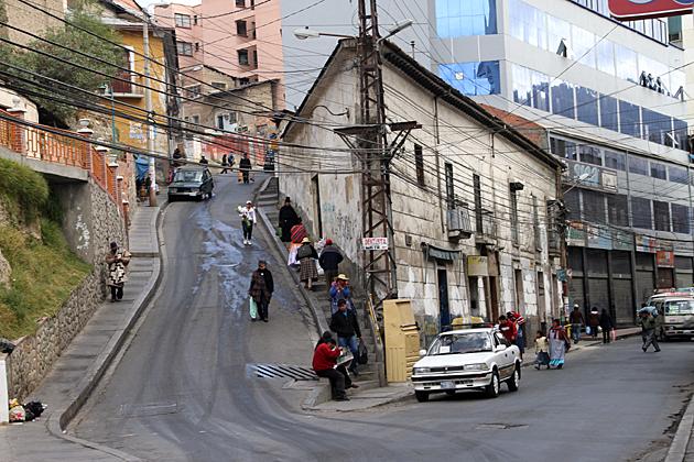 La Paz Year 2011