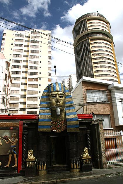 Strip Club La Paz