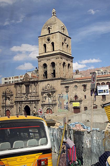 Under Construction Bolivia Club