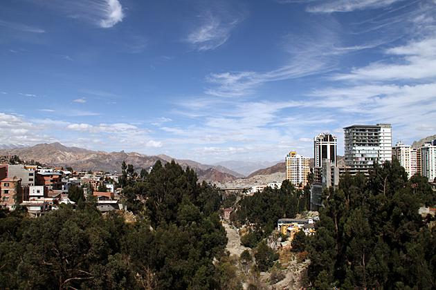 Zona Sur La Paz