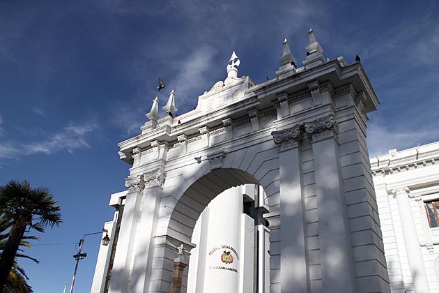 La Plata Bolivia