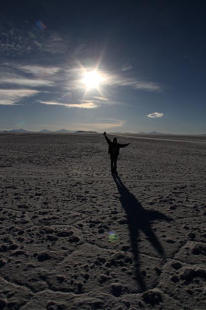 Salt Shadow