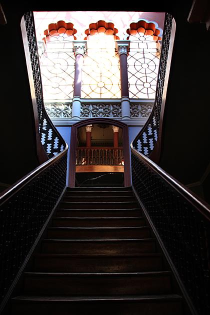 Arabic Stairs