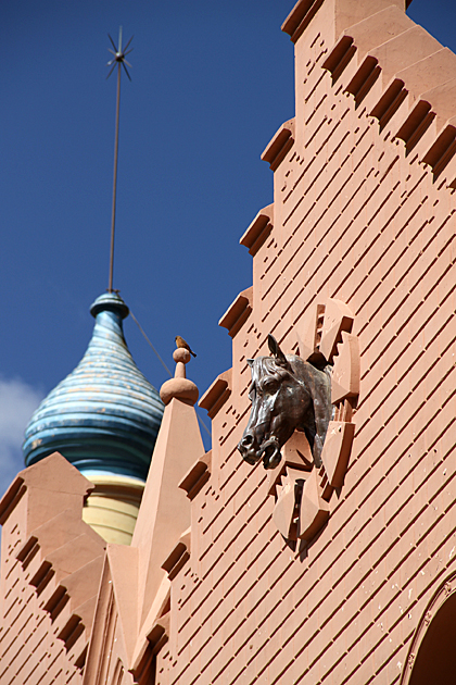 Casa Rosada Bolivia
