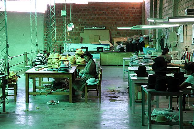 Factory Bolivia