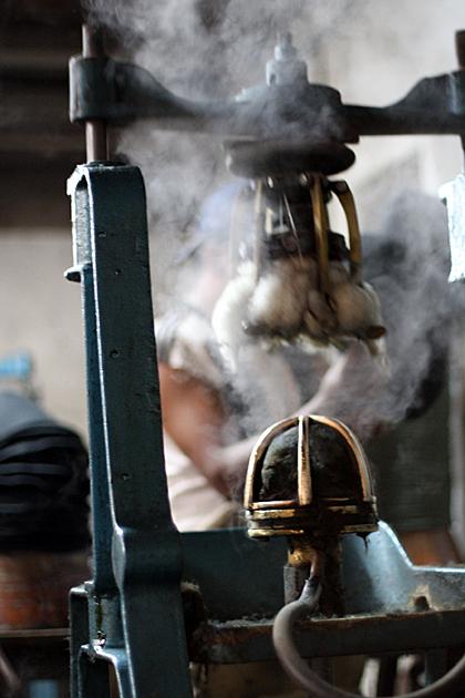Steam Press