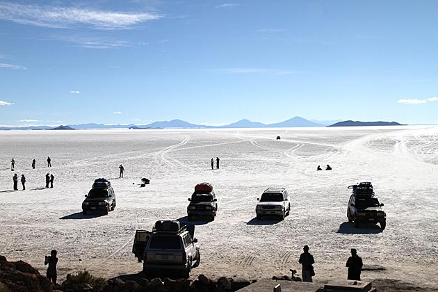 Salt Flat Tour