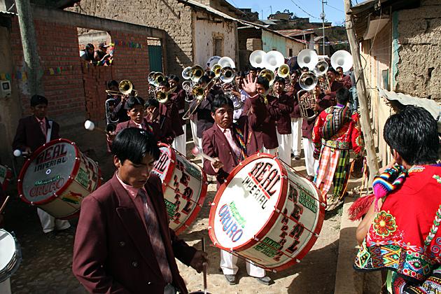 Band Bolivia