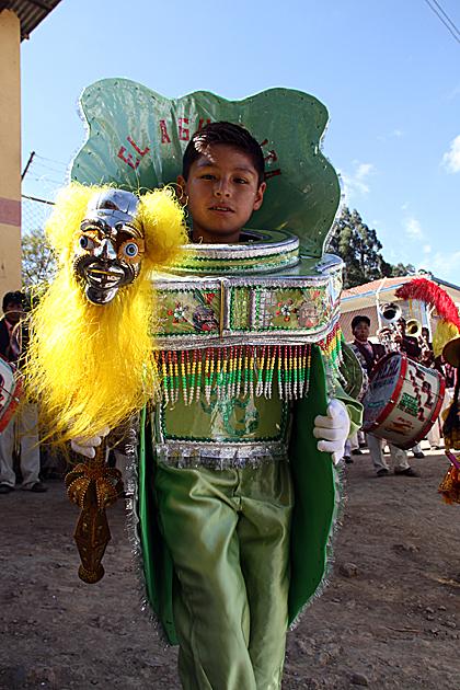 Boy Bolivia