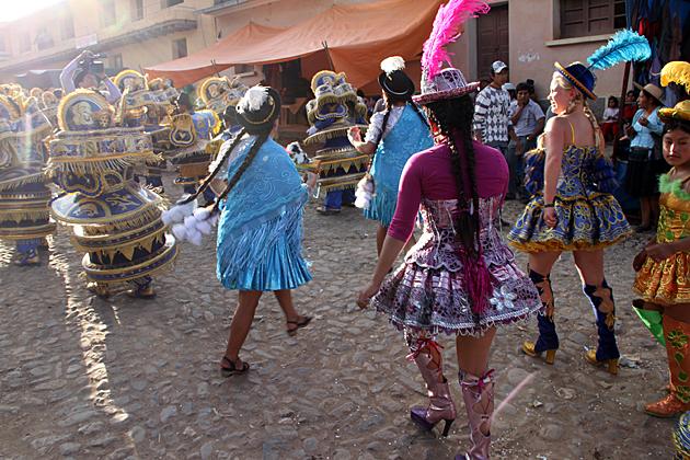 Cochabamba Dance