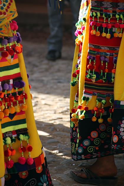 Detail Bolivia