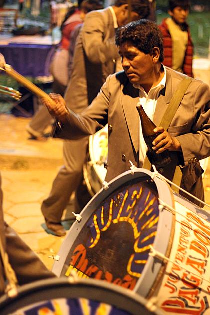 Drunk Drum