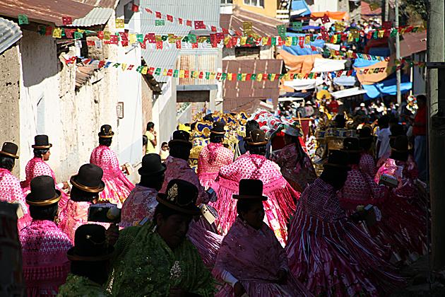 Fiesta Bolivia