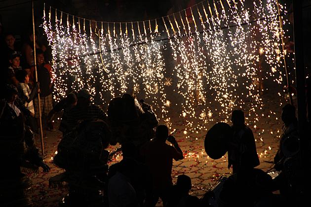 Fireworks Bolivia