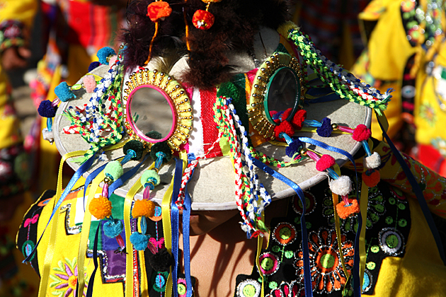 Hats Bolivia