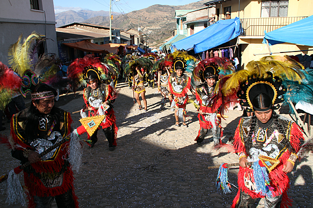 Jungle Parade Bolivia