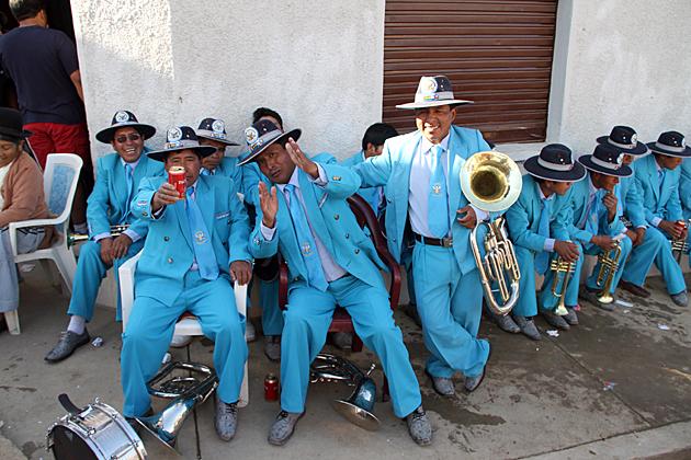 La Banda Bolivia