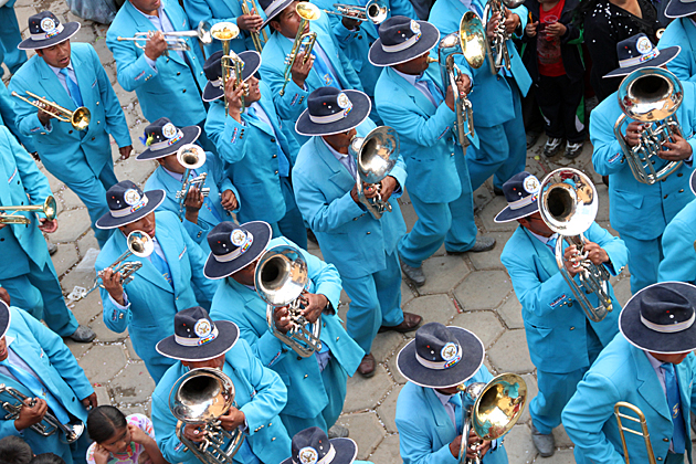 Marching Band Bolivia