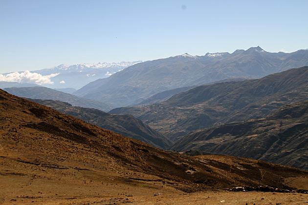 Snow Bolivia