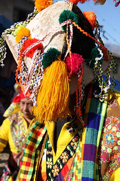 Spanish Carnival Hat