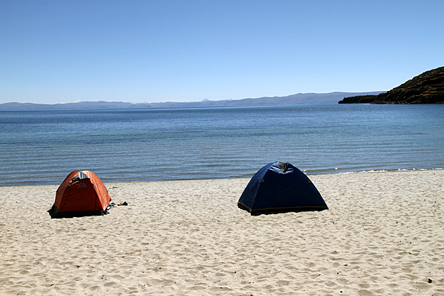 Camping Isla Del Sol