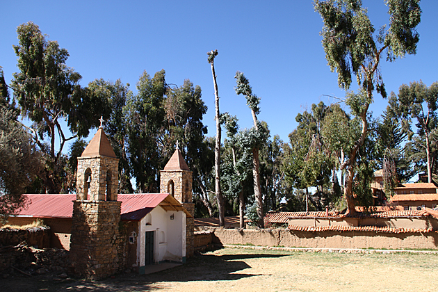 Church Isla Del Sol