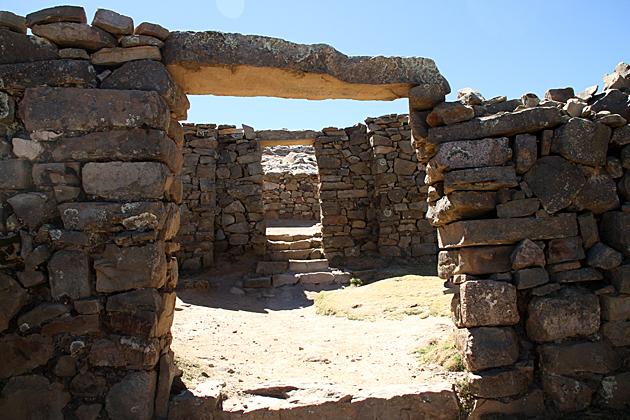 Inca Gate