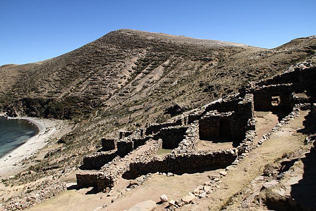 labyrinthine Incan