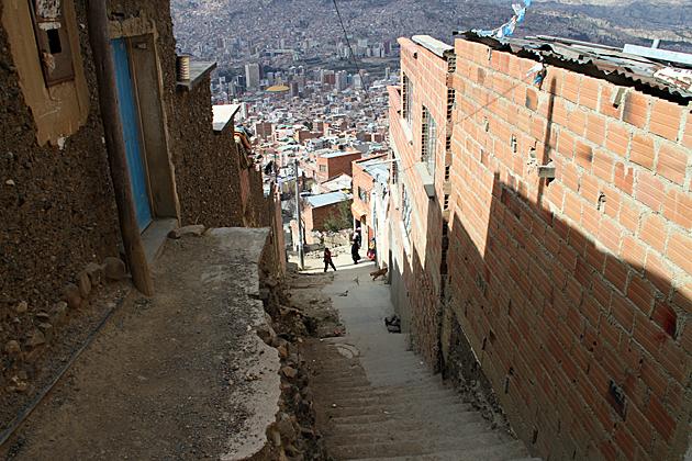 Hike La Paz