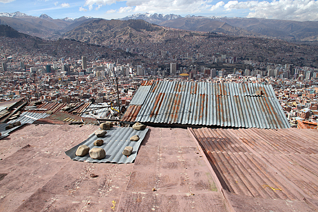 La Paz Ghetto