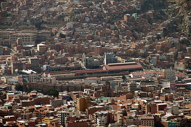La Paz Train Station