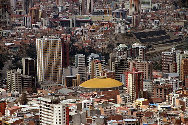 Modern La Paz