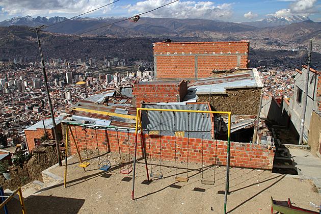 Playground La Paz