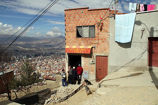 Shopping La Paz