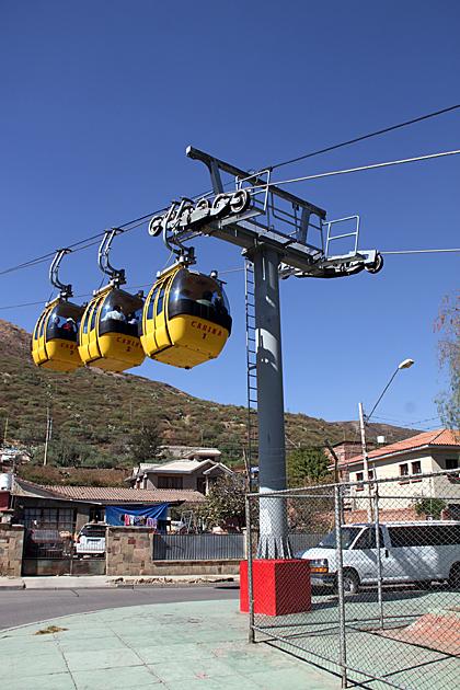 Gondola Cochabamba