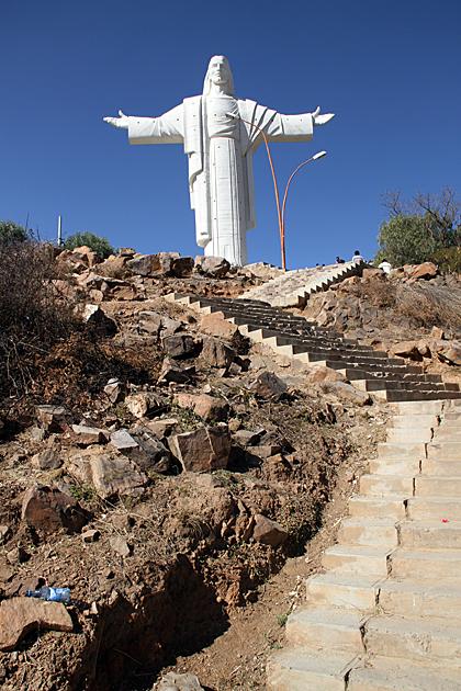 Cristo De La Concordia Bolivia For 91 Days