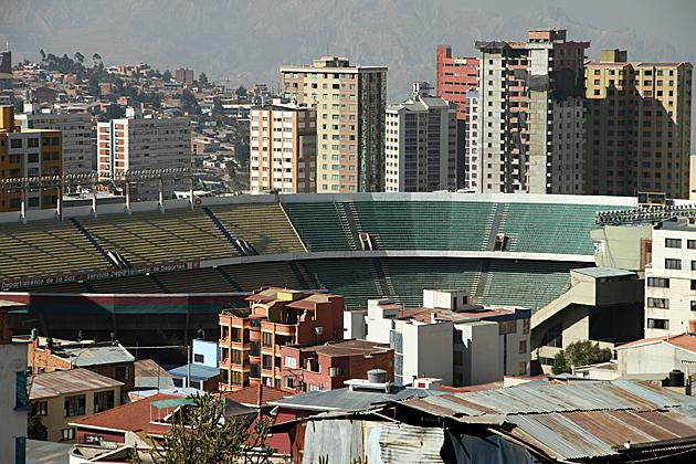Stadium Curve
