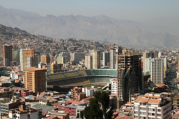 Stadium La Paz