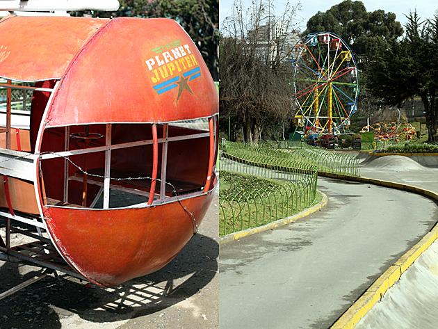 Amusement Park La Paz