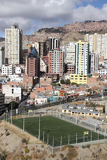 La Paz 2011