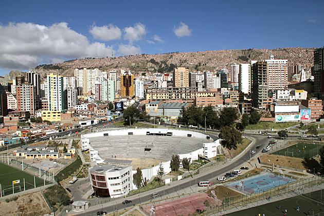 Open Air Theater La Paz