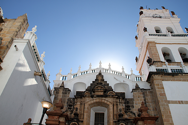 Cahtedral Sucre Bolivia