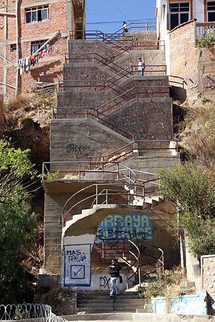 Sucre Stairs