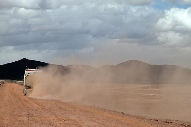 Dirt Road Bolivia