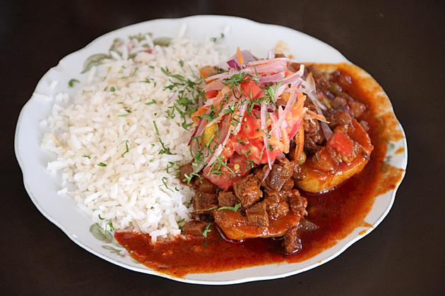 Goulash Bolivia